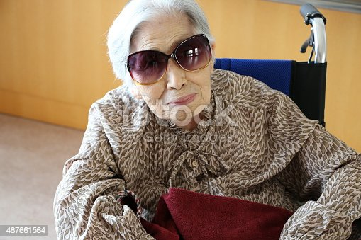 477898387istockphoto Japanese grandmother 487661564