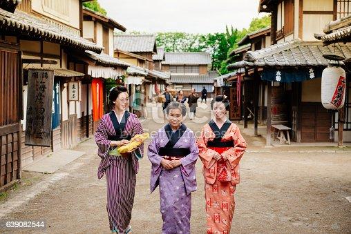 istock Japanese history in 19th cenury 639082544