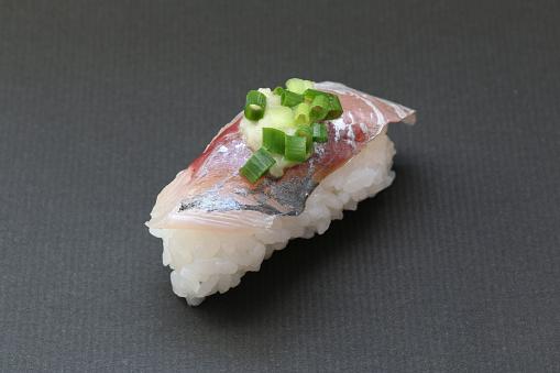 Sashimi - King mackerel   Sashimi, Food plating, Sashimi sushi  Japanese Mackerel Sushi