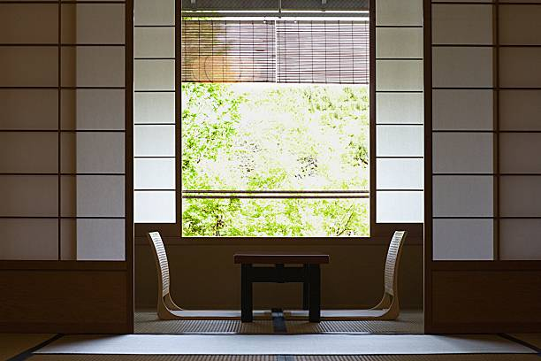 Japanische inn – Foto