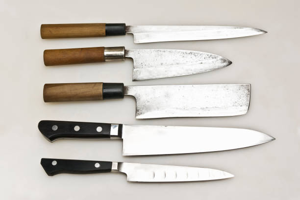 Best Japanese Knife Stock Photos, Pictures & Royalty-Free Images