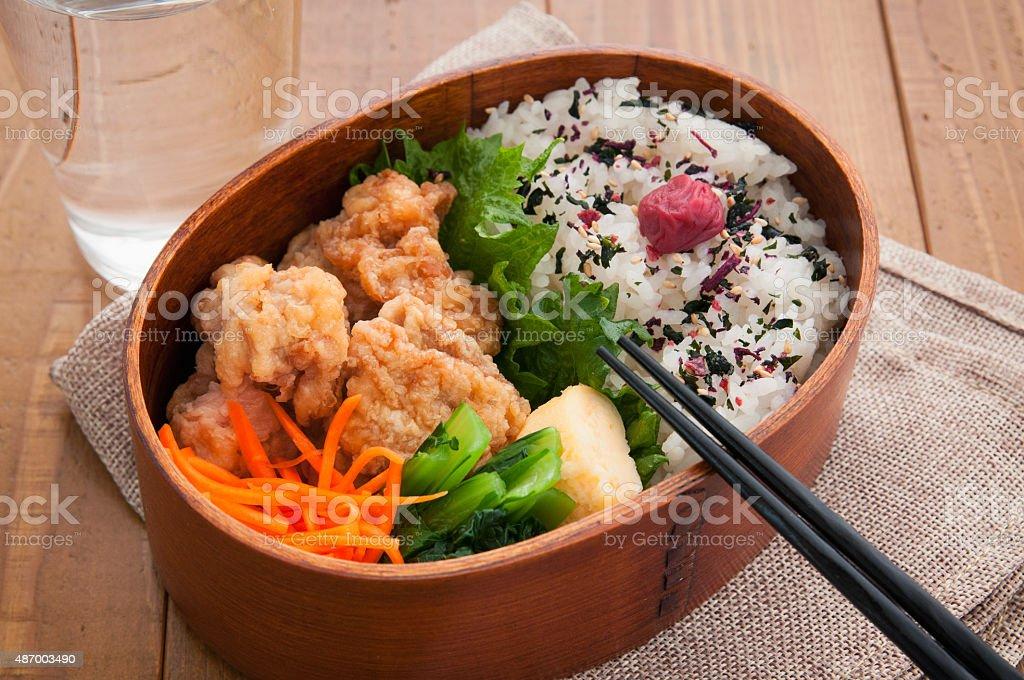 日本 lunchbox ロイヤリティフリーストックフォト
