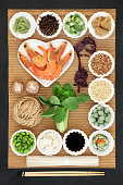 istock Japanese Macrobiotic Food 922677286