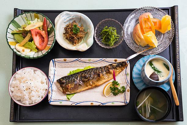 日本の食事 - 和食 ストックフォトと画像