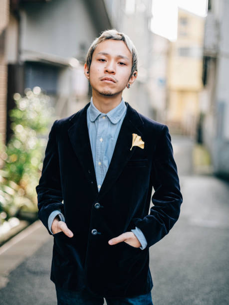 日本人男性 - lgbtqi  ストックフォトと画像