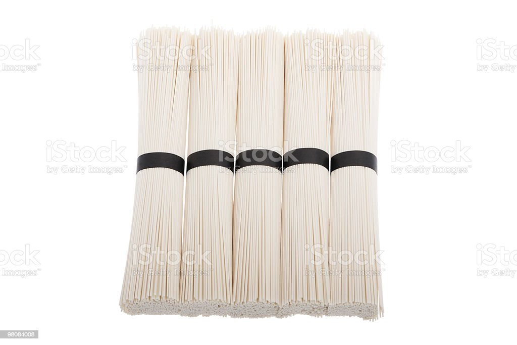Japanese noodle royalty-free stock photo
