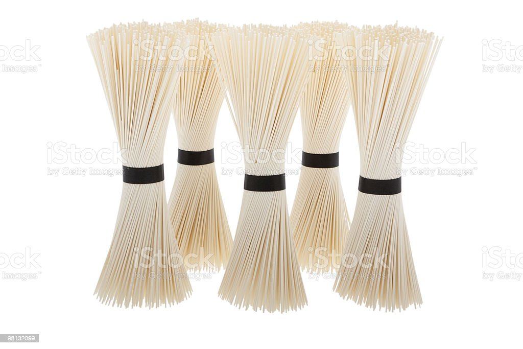 Giapponese noodle foto stock royalty-free