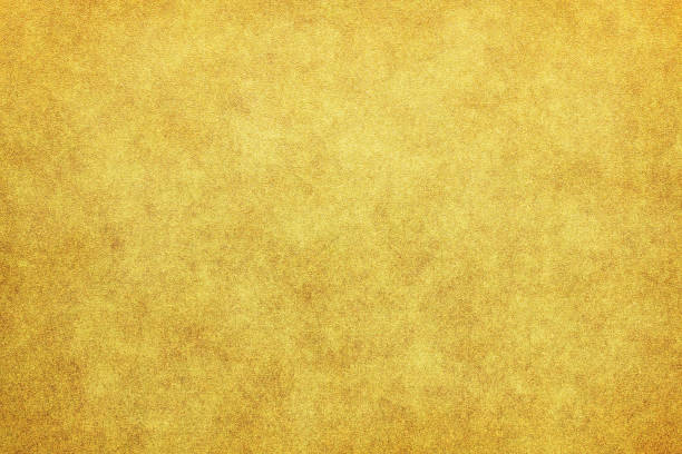 japanese old gold paper texture or vintage background - japanese culture stock pictures, royalty-free photos & images