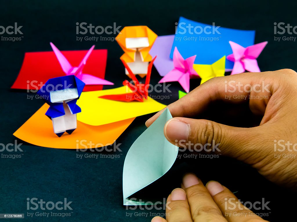 Cool Origami Toys and Action Figures, Origami instructions   768x1024