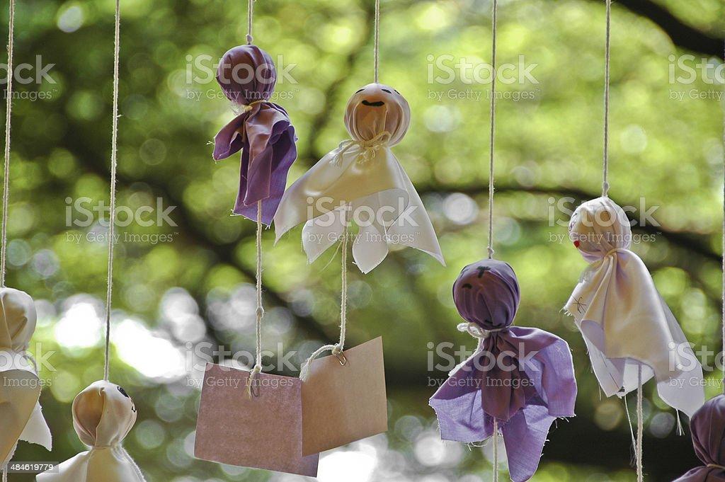 alla Fotografia giapponese della pioggia Bambola intorno di E foto pioggia più Stock xBWroeCd