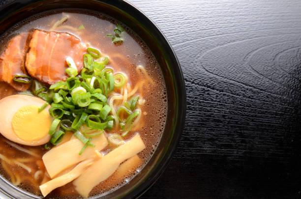日本のラーメン - ラーメン ストックフォトと画像