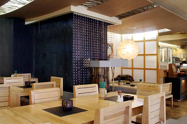 japanese  restaurant - 吧 公共飲食地方 個照片及圖片檔