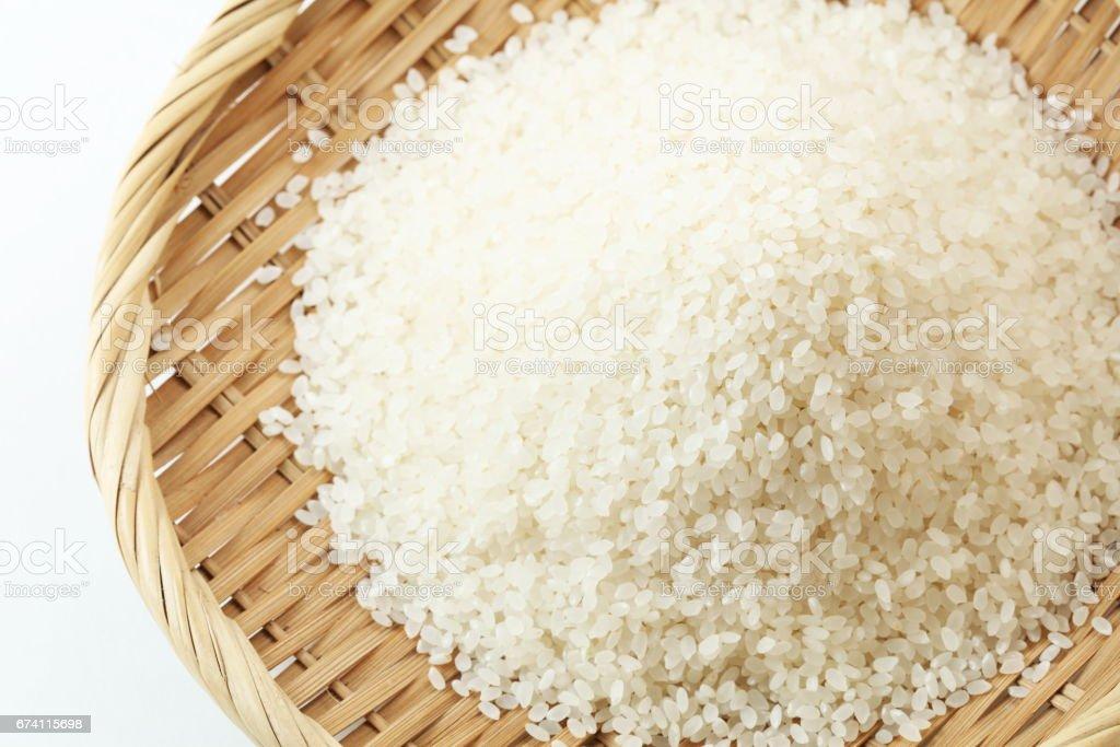 japanese rice royalty-free stock photo