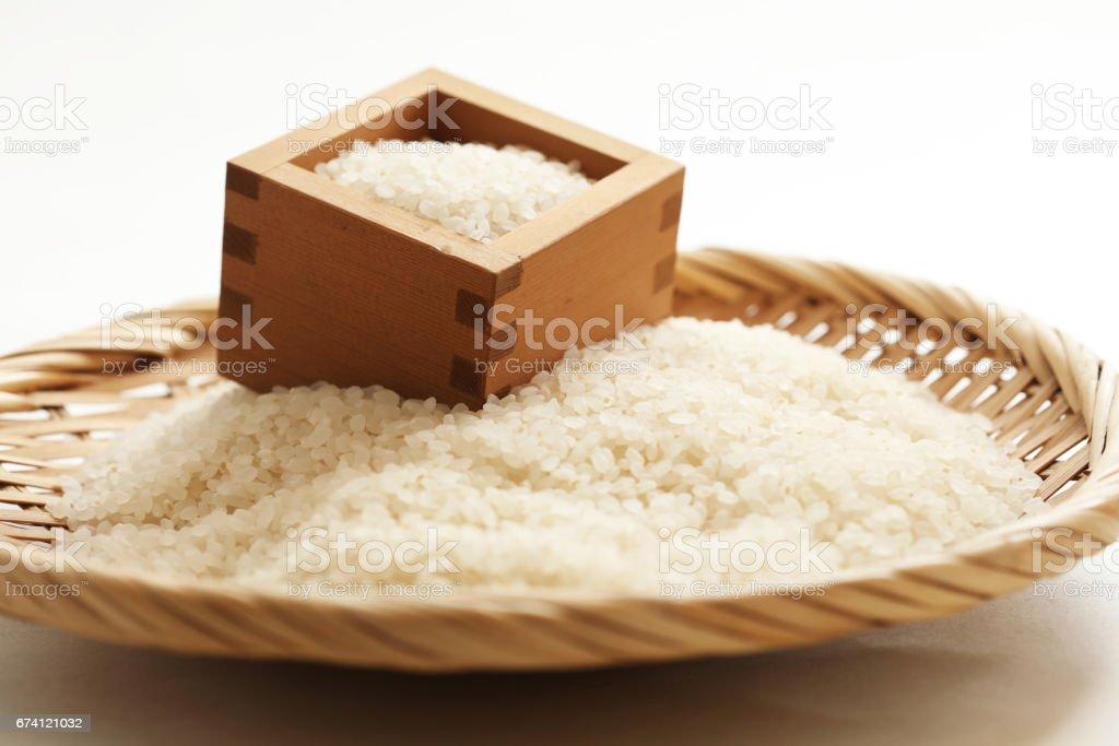 日本大米 免版稅 stock photo