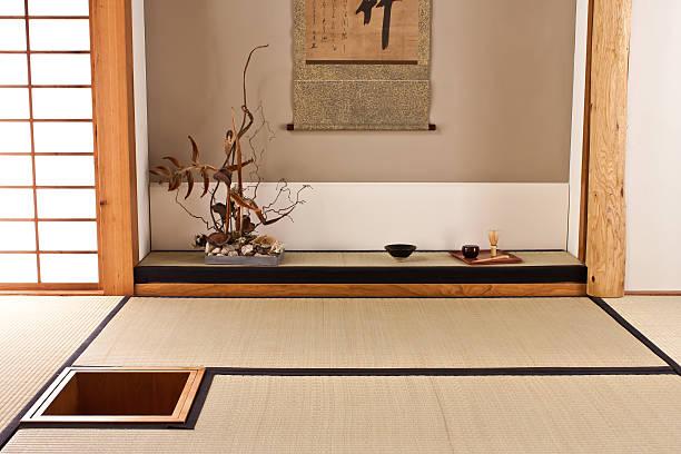 日本のルーム - 畳 ストックフォトと画像