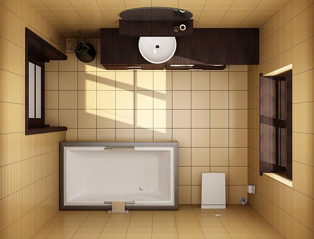 Badezimmer Japanischer Stil - Bilder und Stockfotos - iStock