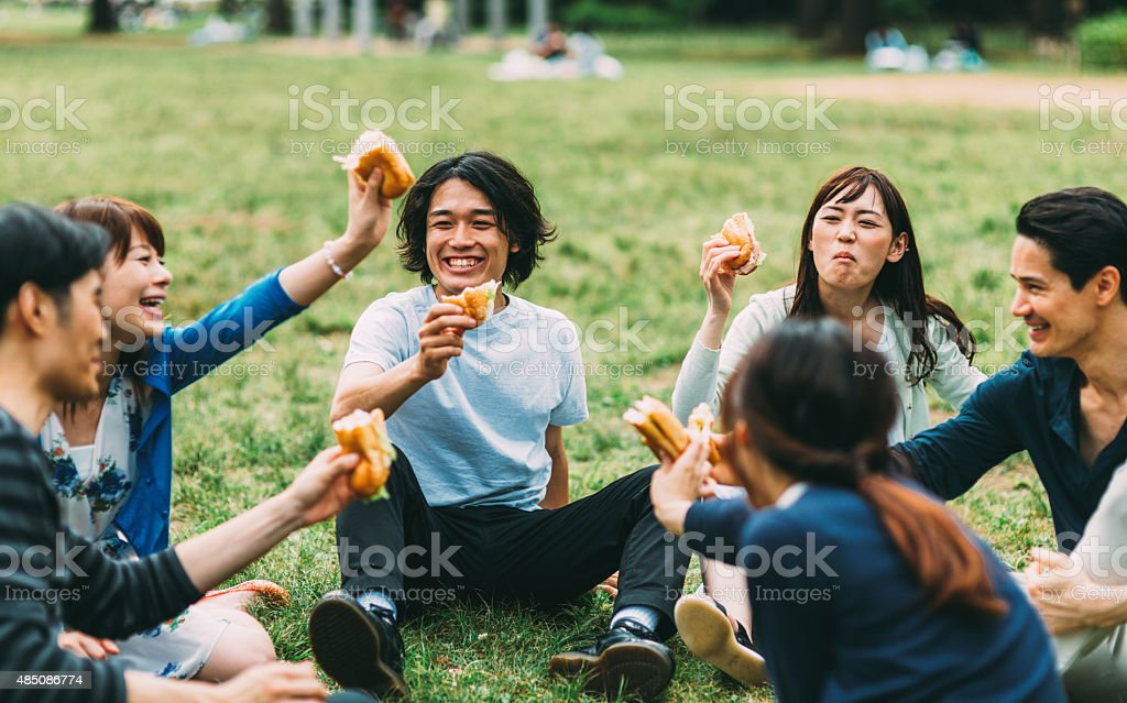 japanische teenager