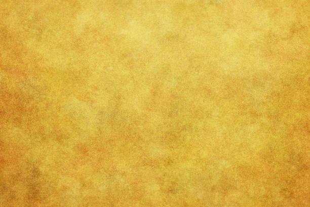 日本のヴィンテージゴールドカラー紙の質感やグランジの背景 ストックフォト