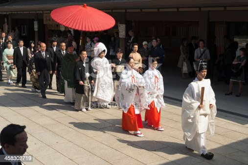 istock Japanese wedding 458302719