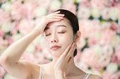 日本女性の美しさのイメージ
