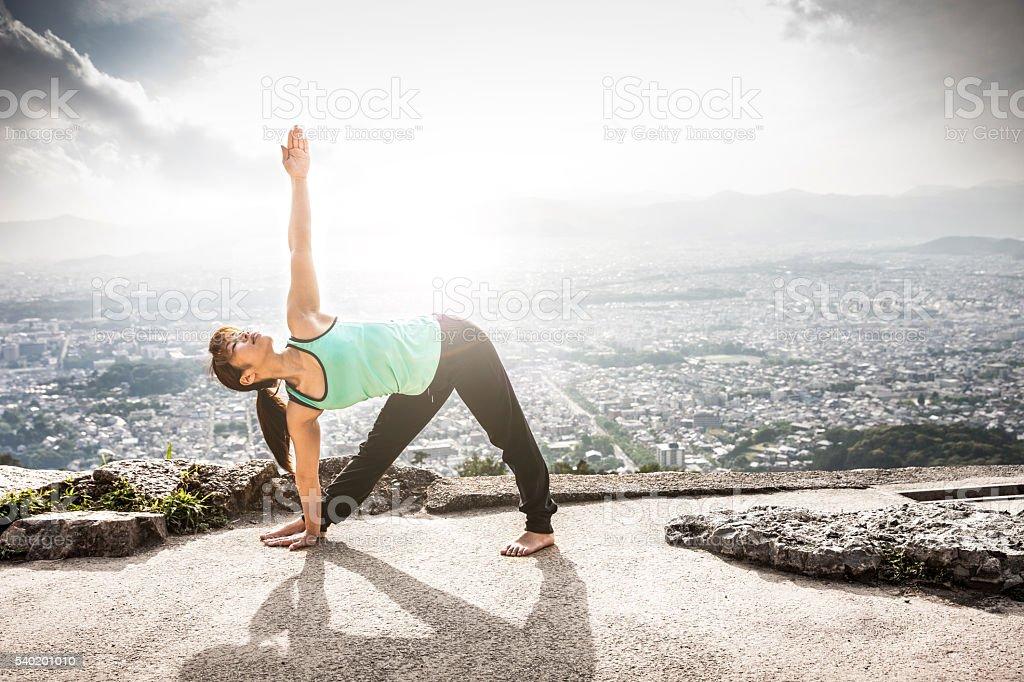 yoga japones