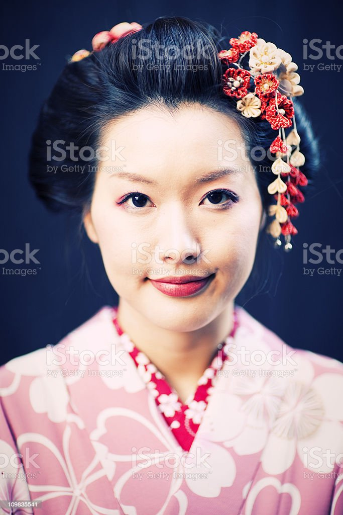 Japanische Frau – Foto