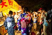 ๋日本の年次フェスティバルオブライツます。
