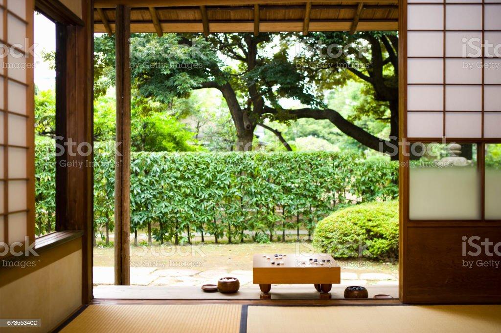 Japanese-style image royalty-free stock photo