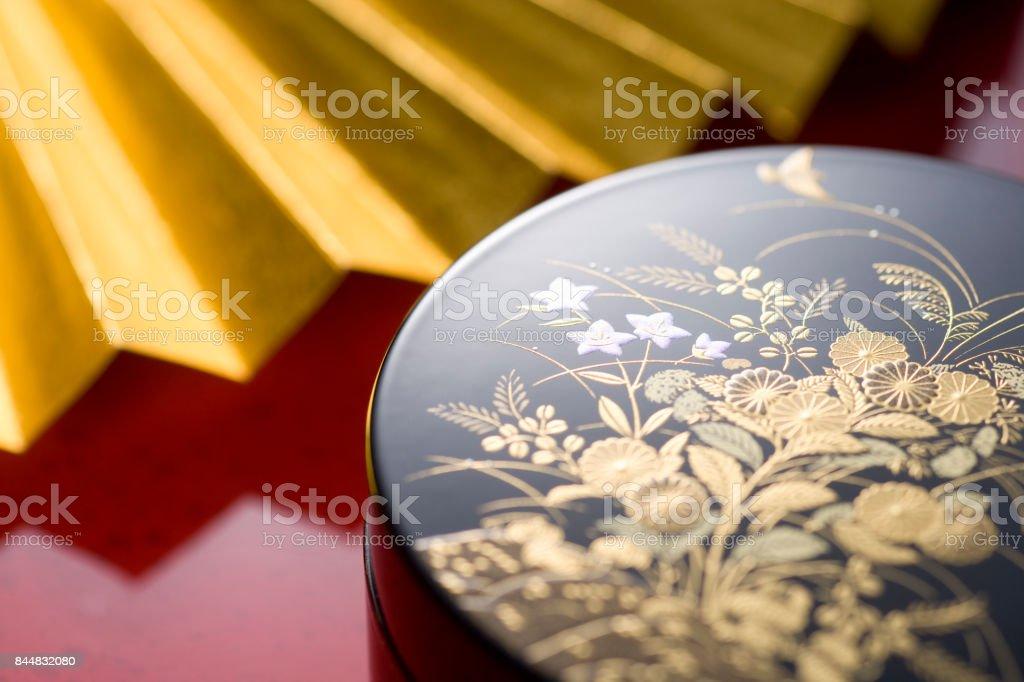 Japanese-style image stock photo