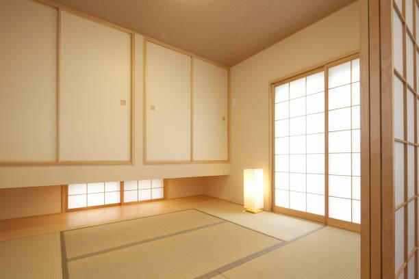 和室 - 畳 ストックフォトと画像