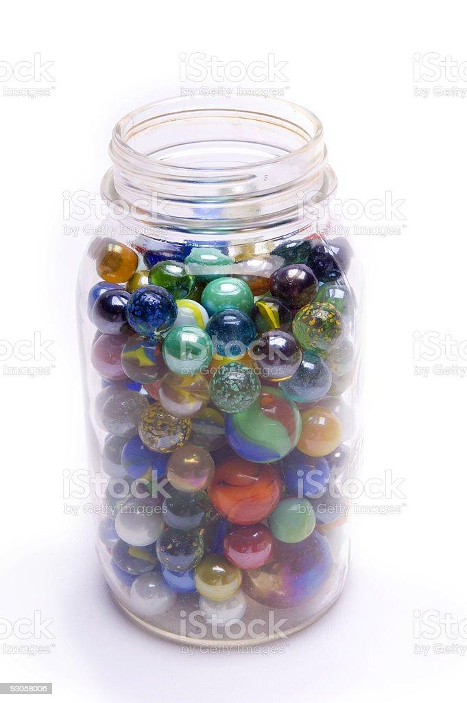 Jar of Marbles – Foto