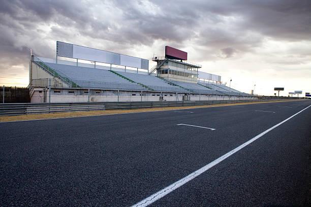 Circuit Jarama. - Photo