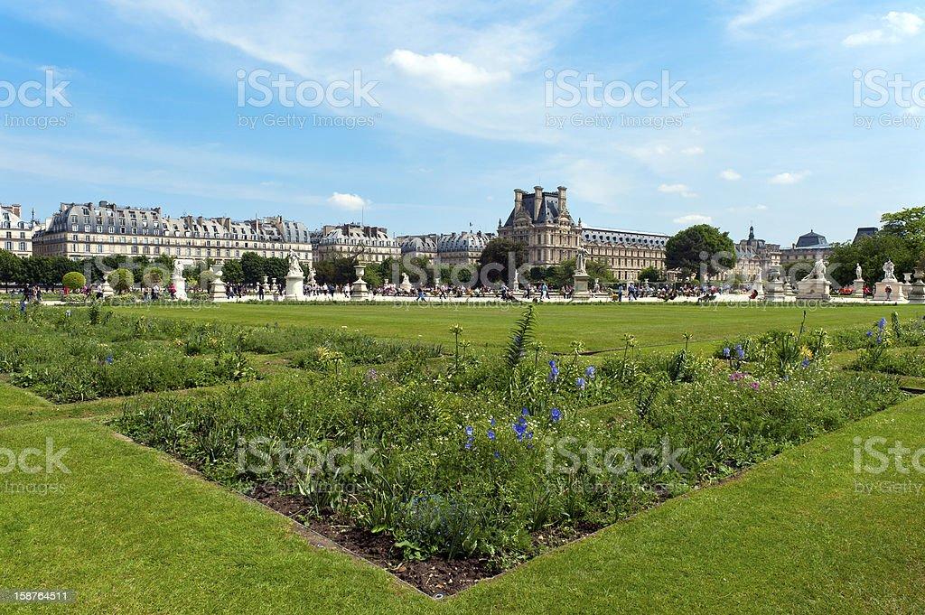 Jarden des Tuileries – Foto