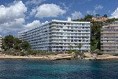 TRH Jardin del Mar Beach hotel resort sea rocky landscape