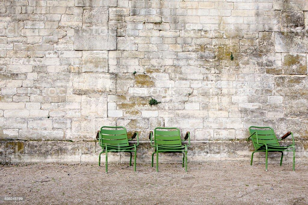 Sedie Francesi Da Giardino : Jardin des tuileries giardino pareti e sedie parigi francia foto