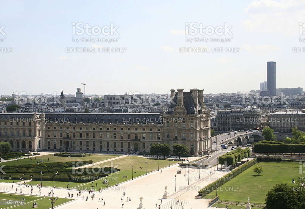 Jardin Des Tuileries Stockfoto und mehr Bilder von 1 ...