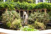 Jardines del Real, Jardin de Viveros - public park in Valencia, Spain.