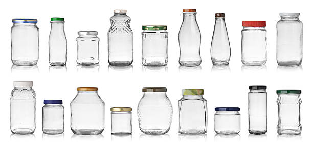 jars stock photo