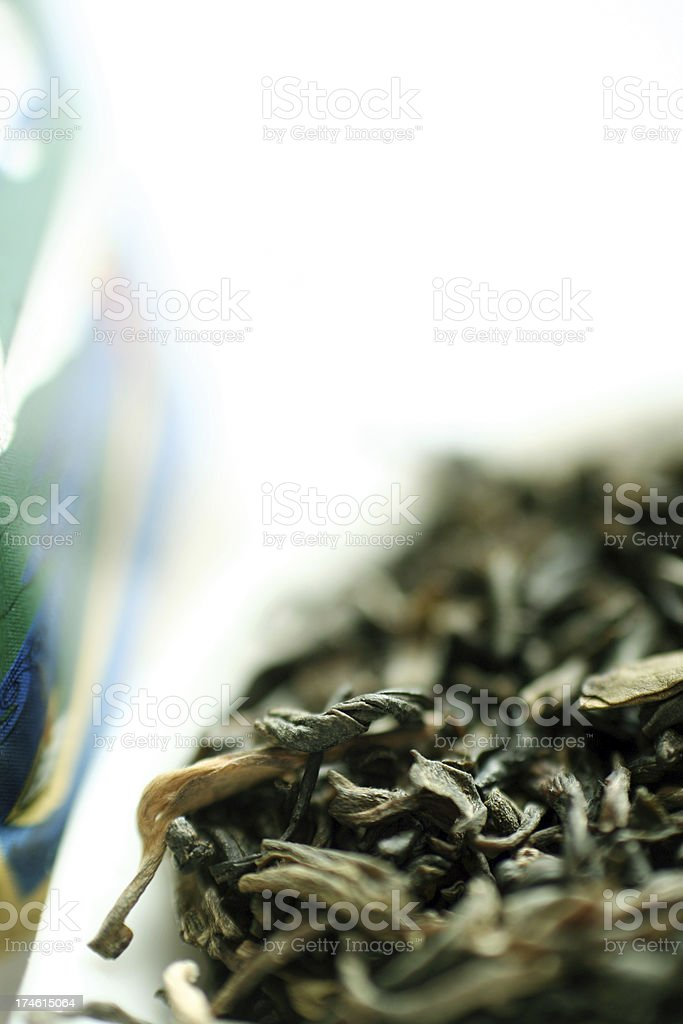 Jasmin Tea stock photo