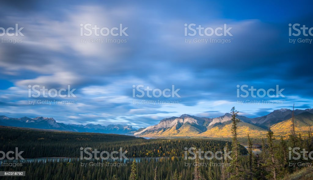 Jasper Landscapes stock photo