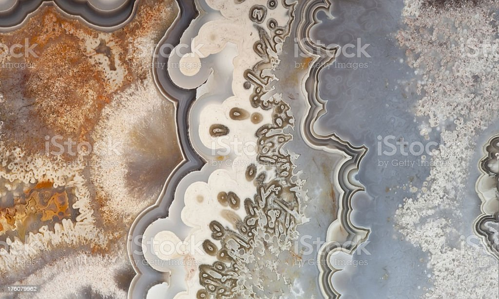 Jasper Stone Macro Abstract royalty-free stock photo