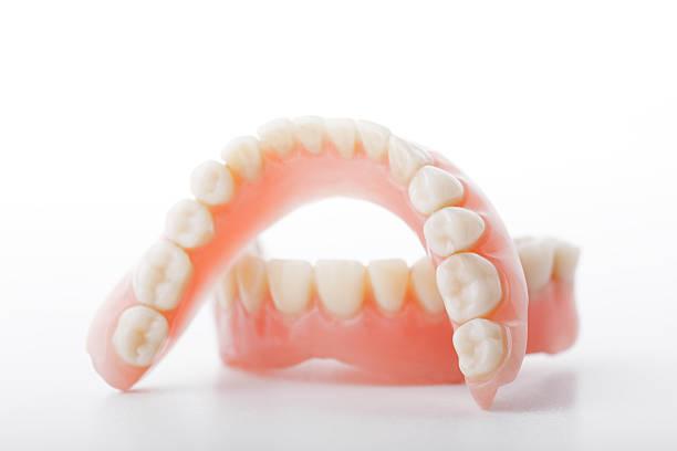 jaws teeth -body part stock photo