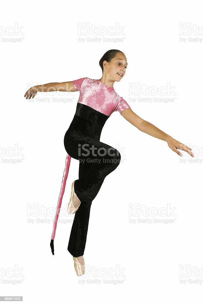 Jazz Ballet stock photo