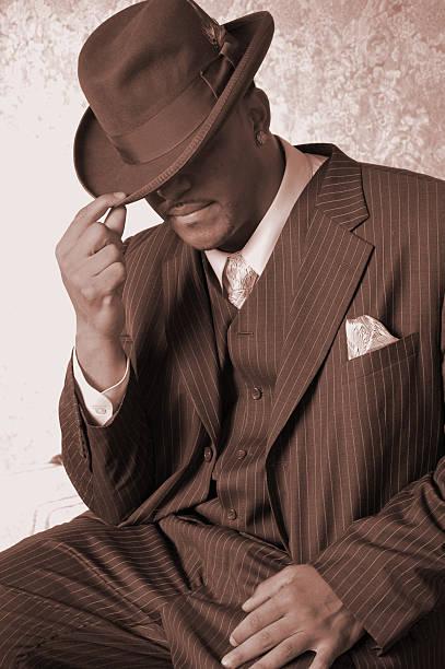 jazz singer - pimp stock-fotos und bilder