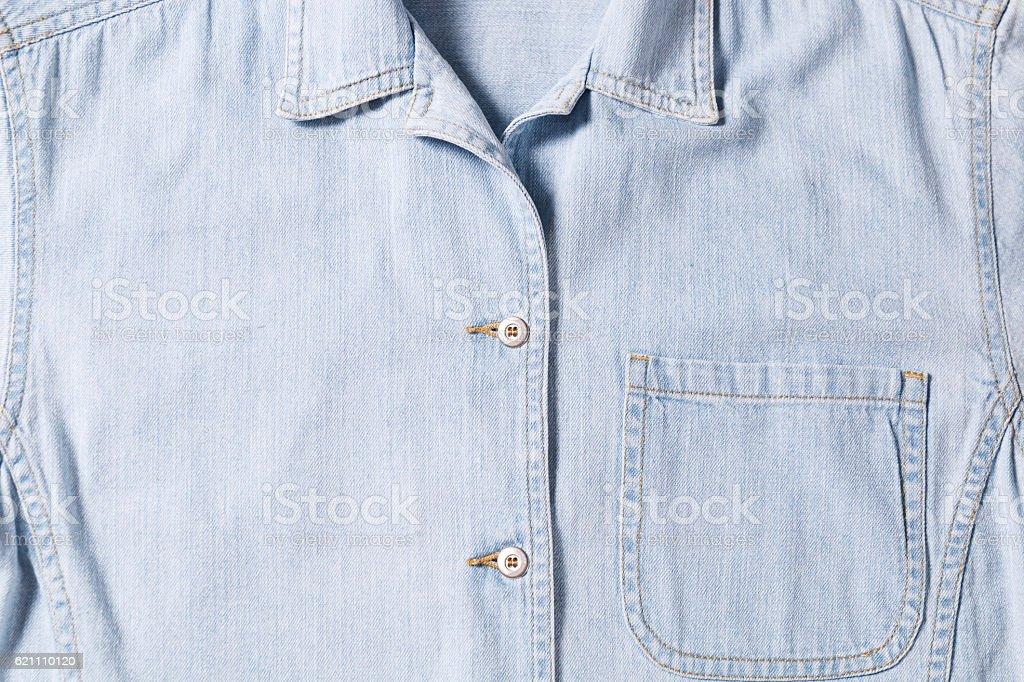 jean camisa - foto de stock