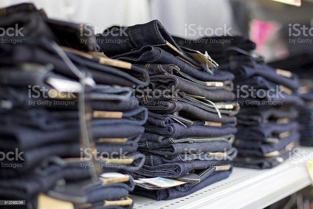 Jeans store – Foto