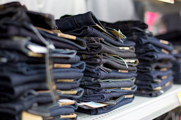 Jeans store – Foto
