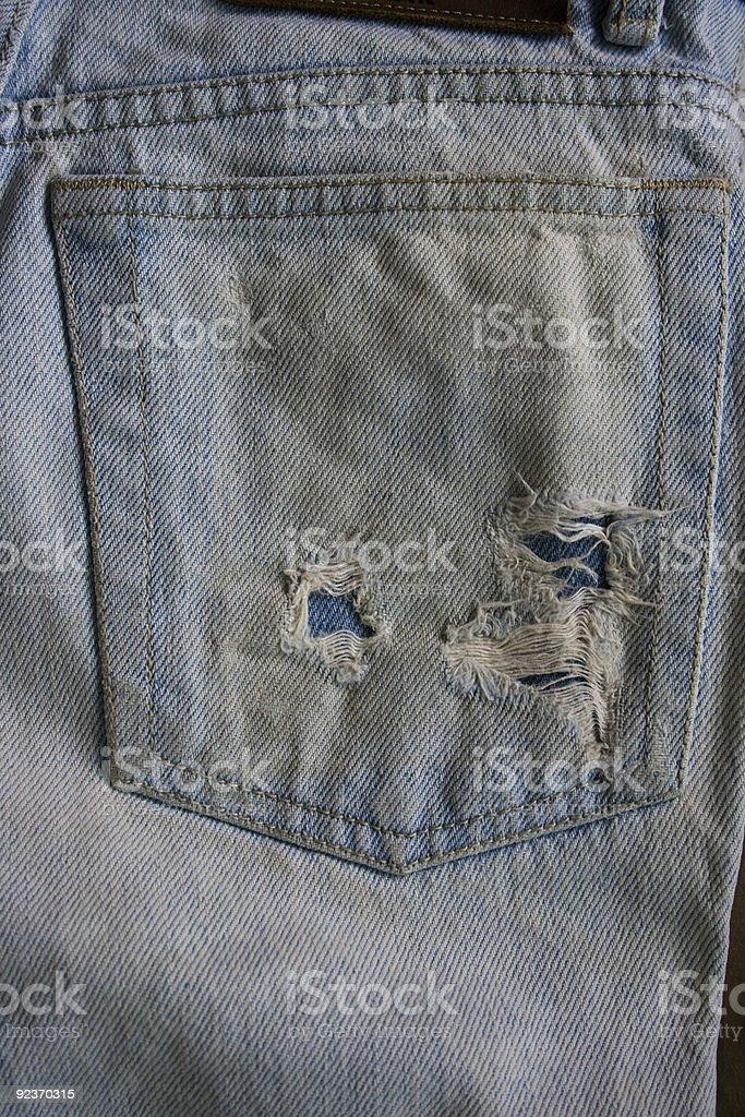 Jean Texture royalty-free stock photo