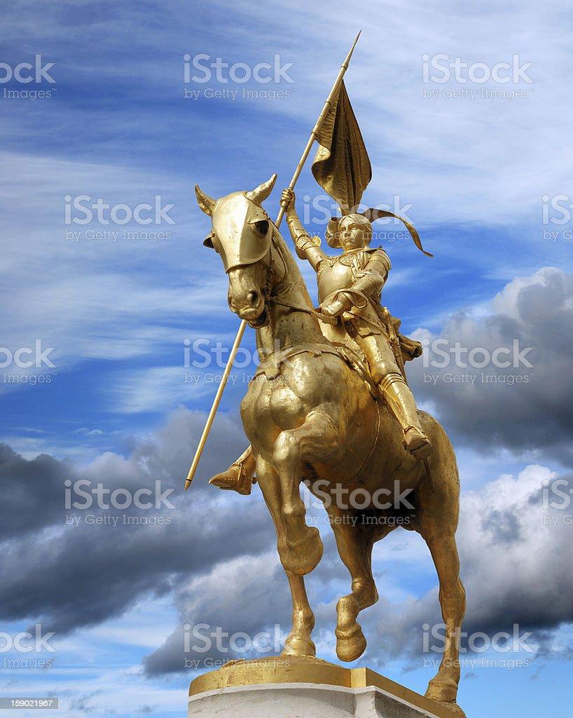 Jeanne d ' Arc. – Foto