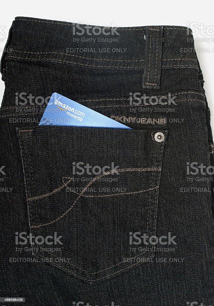 DKNY Jeans & Amazon stock photo